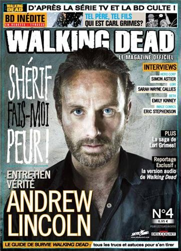 Walking Dead Magazine, N° 4