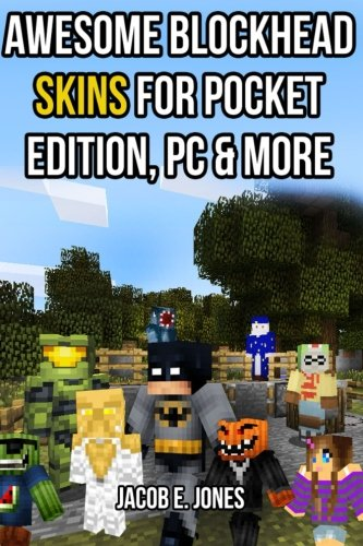 Awesome Blockhead Skins for Pocket Edition, PC & More