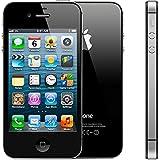 Apple iPhone 4S 64GB schwarz Smartphone wie NEU OVP (8,9 cm (3,5 Zoll) Touchscreen Display, 8 Megapixel Kamera) Handy mit allem Apple Zubehör