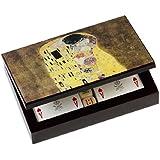 """Dal Negro 80120 - Portacarte Klimt """"Il Bacio"""""""