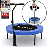 Kinetic Sports 1.Platz auf Testbild Fitness Trampolin Indoor Ø 102