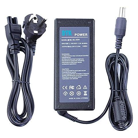 Dtk® Notebook Laptop-Ladegerät AC-Netzteil für LENOVO 20V 3,25A 65W Netz