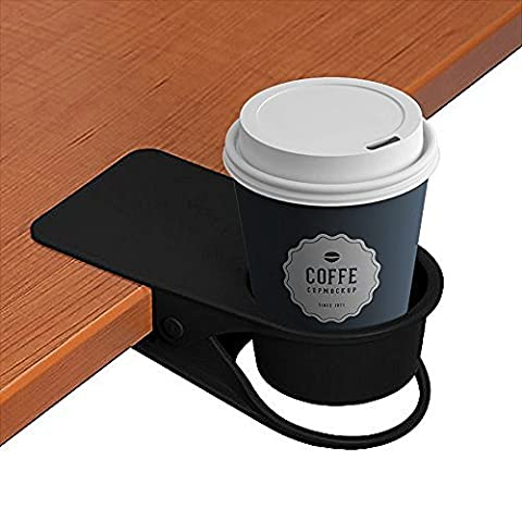 Drinking Cup Holder Clip - Home Car Office Table Desk