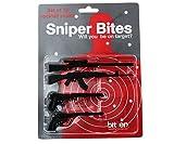 Set de 12 Pics Apéritif Design Sniper By Bitten