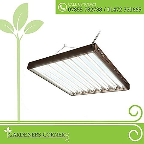 Bassa energia Pianta Idroponica T5LED lampadine illuminazione 0,6m X 6 - Fluorescente Pianta Lampadine