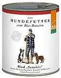 defu Bio Nassfutter für Hunde Rind 820 g Glutenfrei