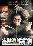 Erasmustein - Witten 2011 Konzert-Poster A1