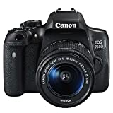 Canon EOS 750D + 18-55mm IS STM + JOBY STRAP, 0592C035