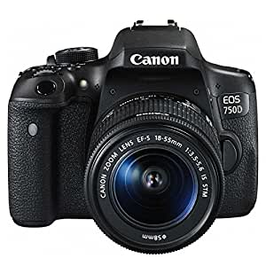 Canon EOS 750D / Rebel T6I / EOS KISS X8I 18-55 / 3.5-5.6 EF-S IS STM