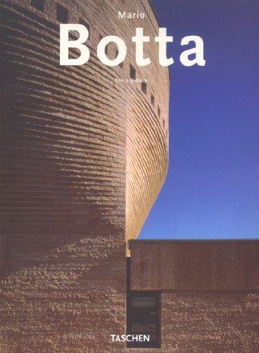 Mario Botta (franais, anglais, allemand)