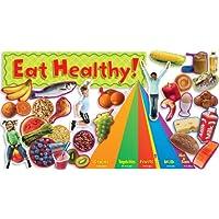 Nutrition with Food Pyramid Mini Bulletin Board