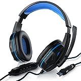 CSL - USB Gaming Headset inkl. Kabelfernbedienung