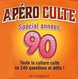 Apéro culte spécial années 90 : Toute la culture culte en 240 questions et défis !