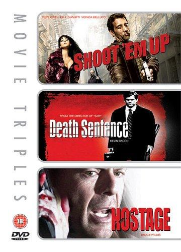 Shoot Em Up/Death Sentence/Hos [Edizione: Regno Unito]
