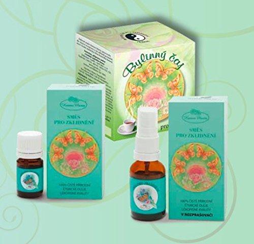Preisvergleich Produktbild Aromatherapie für Kinder, beruhigende Mischung aus ätherischen Ölen