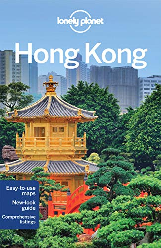 Lonely Planet Hong Kong (City Guides)