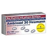 Ambroxol 30 Heumann, 100 St. Tabletten