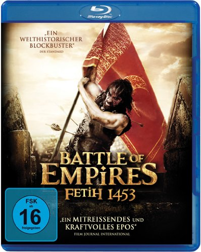 Battle of Empires - Fetih 1453 [Blu-ray]