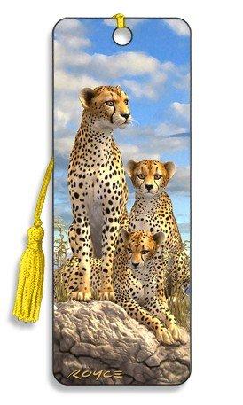 D Lesezeichen-Geparden-Cheatwell Games