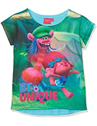Trolls Trsm27109, T-Shirt Fille