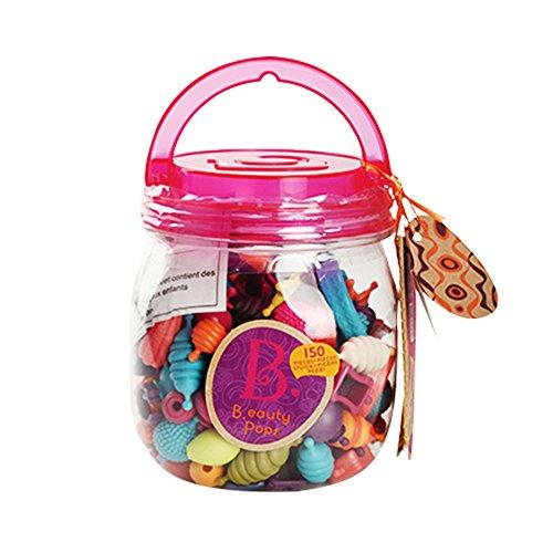 Preisvergleich Produktbild B. Toys 44223 - Beauty Pops, 150 Stück