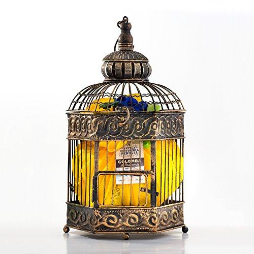 Confezione Regalo Pasquale con Colomba Artigianale 500 gr - Fantasia di Pasqua