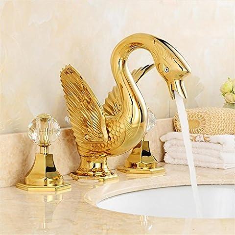Modylee Conca d'oro ottone bagno di diffuso