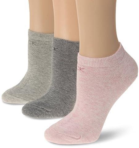 Calvin Klein socks Damen Sneakersöckchen 3er Pack