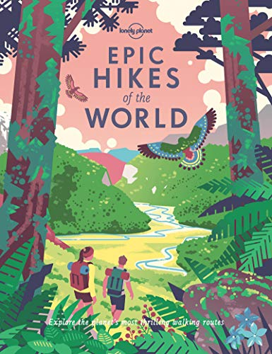 Epic Hikes of the World (Lonely Planet) por Lonely Planet