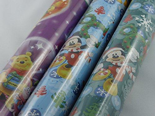 H Geschenkpapier - Weihnachten Disney ()