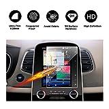 RUIYA Protecteur d'écran en verre trempé pour système de navigation (2015-2017) Renault Talisman/Espace (2016-2017) Renault Grand Scénic III,Cristal clair HD film protecteur-8,7 Pouces