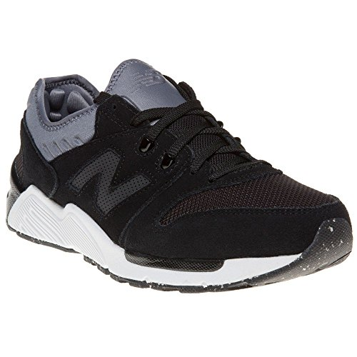 New Balance - New Balance Scarpe Sportive Uomo Nere - Negro, 45,5