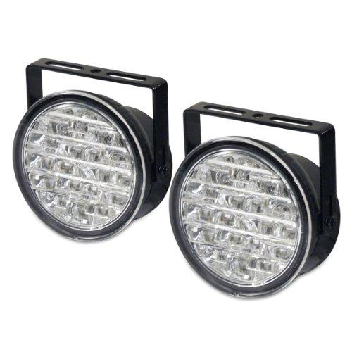 610795 LED Tagfahrlicht/Tagfahrleuchten rund ECE R87