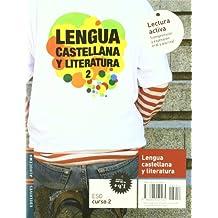 Lengua Castellna y Literatura 2º ESO (Alhucema) (+Q`1)