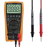 Proster Multimètre Numérique VC97 3999 Multi Détecteur Testeur de Gamme Automatique - Multimètre ...