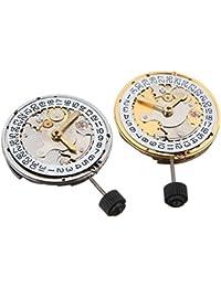 DyNamic Mechanische automatische Uhrwerk Kalender hohe Genauigkeit Armbanduhr Ersatz für ETA 2824 - Gold