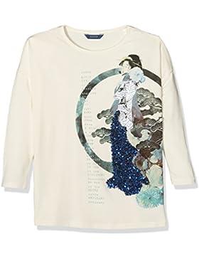 Guess Ls T-Shirt-J64i5700i7l, Maglietta Bambina