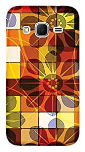 WOW 3D Printed Designer Mobile Case Back Cover For Samsung Galaxy Core Prime G360 / CORE PRIME / CORE PRIME 4G