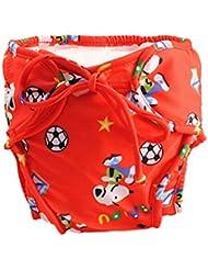 Couches de natation de bébé réglables réutilisables Nappes de bébé Coupe de natation étanches de bébé, # 06
