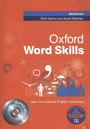 Oxford word skills. Advanced. Per le Scuole superiori. Con CD-ROM