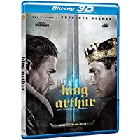 King Arthur: Il Potere della Spada 3D (Blu-Ray);King Arthur: Legend Of The Sword