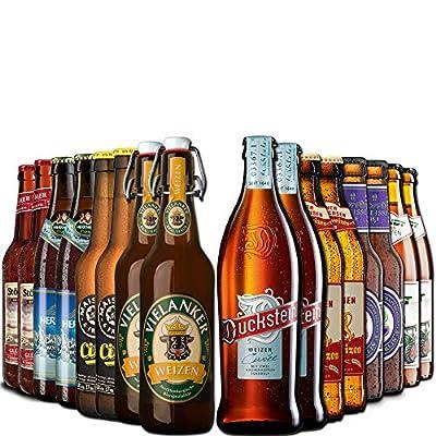 Weizen Bierpaket von Bierselect