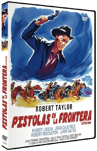 Pistolas En La Frontera [1963] *** Region 2 *** Spanish Edition ***