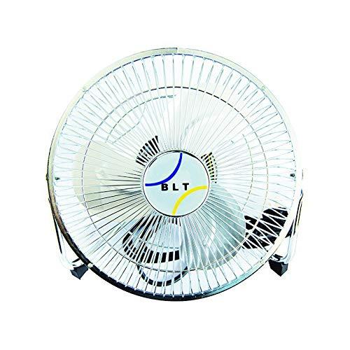 Ventilateur en métal 30cm - Brasseur d'air silencieux 30cm - 3...