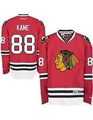 Reebok Chicago Blackhawks Patrick Kane # 88NHL Maillot Home