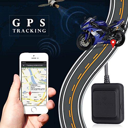Auntwhale Rastreador de GPS, Buscador de Coches del Dispositivo de rastreo Oculto...