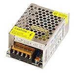 LED Schaltnetzteil LED Trafo 12V DC (10.8 ÷ 13.2V Justierbar ) 5A 60W, Konstantspannung, CE, Selv, Schutzarten: Kurzschlussschutz, Überspannungsschutz. Für LED Produkte 12V DC