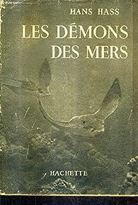 Les démons des mers par Hans Hass