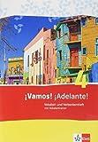 ¡Vamos! ¡Adelante! 4: Vokabel-/Verbenlernheft mit Vokabeltrainer 4. Lernjahr (¡Vamos! ¡Adelante! Spanisch als 2. Fremdsprache. Ausgabe ab 2014)