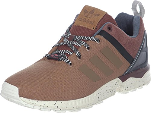 ZX Flux Split - Timber/Bright Red Timber Bright Red